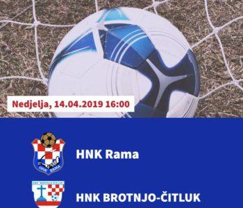 HNK Rama: Seniori i mlade selekcije igraju domaće utakmice