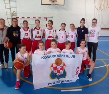 HŽKK Rama: Završeno prvenstvo u Ligi Herceg Bosne