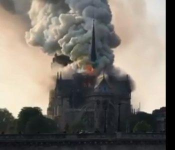 Gori katedrala Notre Dame