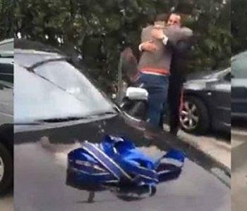 """I to je BiH: Vlasnik tvrtke iz Sarajeva poklonio je """"audi A8"""" automobil svom najboljem radniku"""