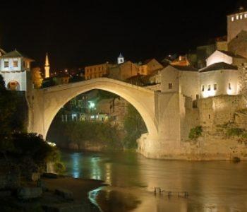 """Dvostruki """"aršini"""" za """"Mir"""" u Mostaru: Nema konkretnog razloga zbog kojeg most nije svijetlio za Šri Lanku"""
