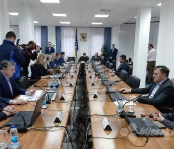 Federalna Vlada zasjeda u Mostaru bez ministara iz HDZ-a
