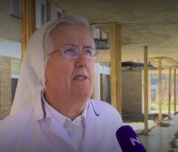 Časna sestra Aneta Anđelić iz Rame je omiljena i najvoljenija u Glamoču