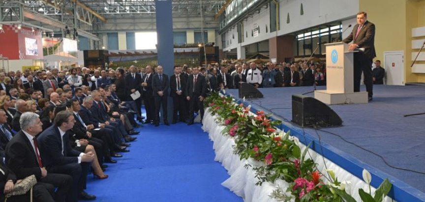 Mostarski sajam otvorio, a tko drugi ako ne Milorad Dodik