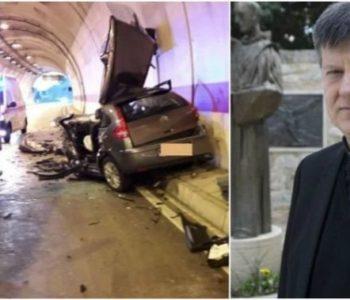 U prometnoj nesreći teško ozlijeđen biskup Ante Jozić, liječnici se bore za njegov život