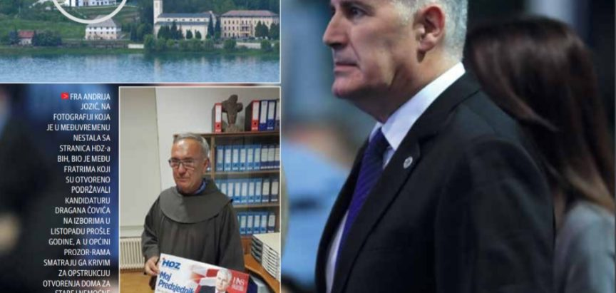"""Politički potres među Hrvatima BiH i """"ramski slučaj"""""""