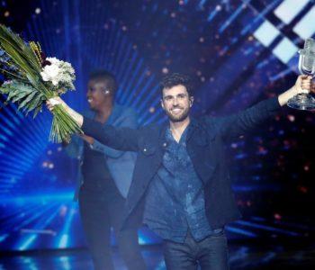 Nizozemska slavi: Duncan je 'pokorio' Eurosong i pobijedio