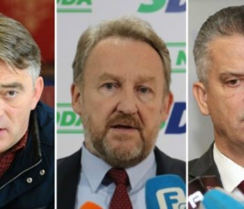 """DVA IGRAČA S KLUPE"": SDA ""podebljan"" s SBB-om i DF-om ulazi u federalnu i državnu vlast"