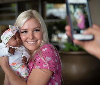 Preživjela najmanja beba na svijetu