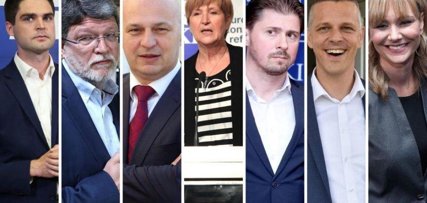 Europski izbori u Hrvatskoj: HDZ-u 5, SDP-u 3: Esih gubi mandat, Kolakušić iznenađenje