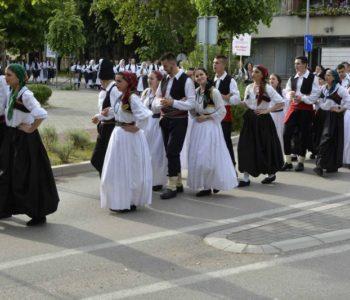 Mimohodom kroz Mostar počela smotra folklora Hrvata u BiH