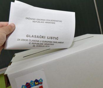 EU izbori: Što treba zaokružiti da glas bude važeći?