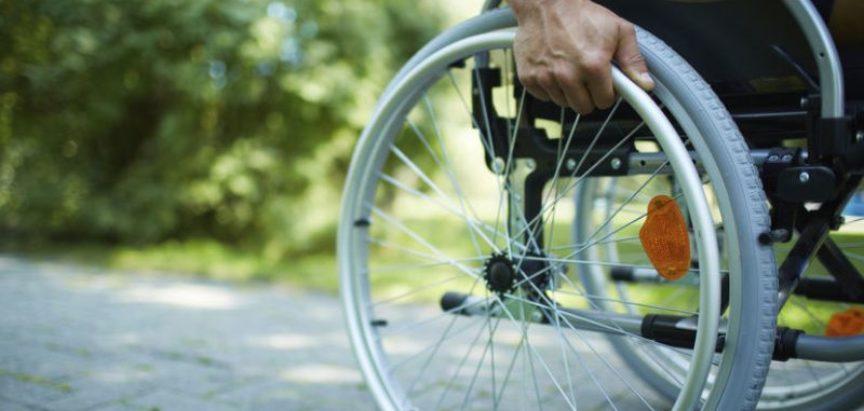 Vozio invalidska kolica s 2,5 promila