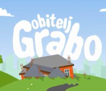 'Obitelj Grabo' – Predstavljamo crtić o korupciji u BiH