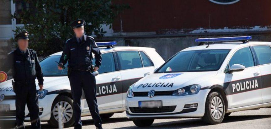 DUGE CIJEVI NA CESTI: Opljačkana benzinska na Bijači, kod Mostara pronađen zapaljeni Audi