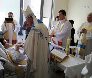 Redovnik dobio posebno Papino dopuštenje za ređenje na onkologiji