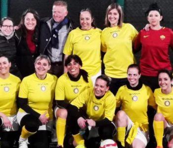 I Vatikan ima žensku nogometnu ekipu