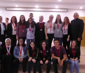 Učenici Srednje škole Prozor zauzeli treće mjesto na vjeronaučnoj olimpijadi