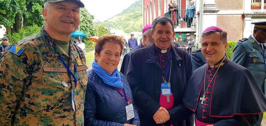 Bh. vojnici tradicionalno hodočastili u Lourdes