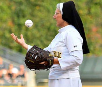 Časna sestra dominikanka nominirana za nagradu Najbolji viralni trenutak