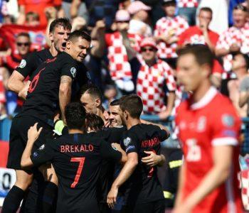 Vatreni vole Osijek! Hrvatska na 'živce' pobijedila Velšane