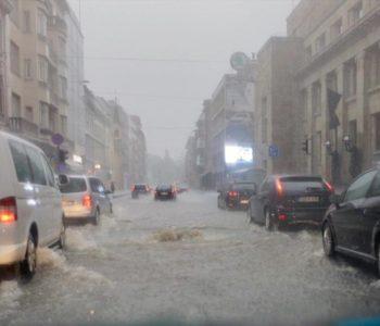 Nevrijeme i poplave u Sarajevu