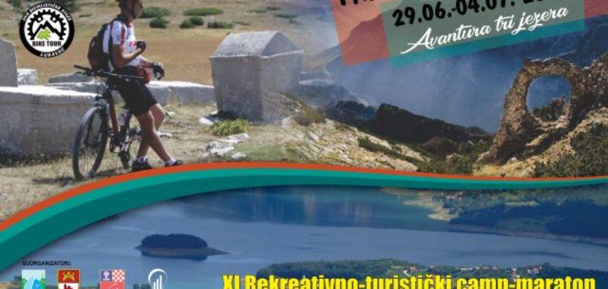 """Biciklistički maraton """"Stazama bosanskih kraljeva"""" stiže u Ramu"""
