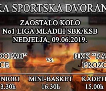 HKK Rama: U nedjelju kraj prvenstva u No1 ligi mladih