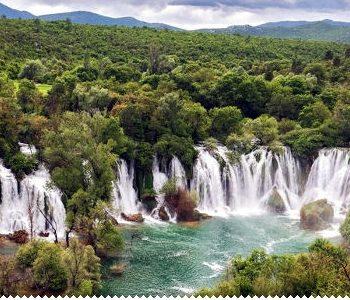 Vodopad Kravica uvrštena među 20 najljepših mjesta u Europi
