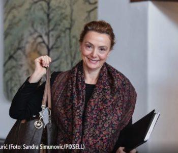 Marija Pejčinović Burić, ministrica vanjskih posova i europskih poslova Republike Hrvatske izabrana za glavnu tajnicu Vijeća Europe