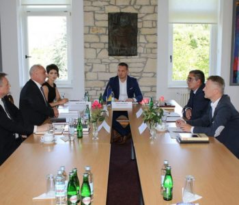 Na Šćitu održan sastanak ministara pravde