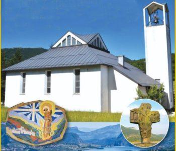 Najava: Proslava Sv. Nikole Tavelića i 25 godina svećeništva Ivana Nikolića