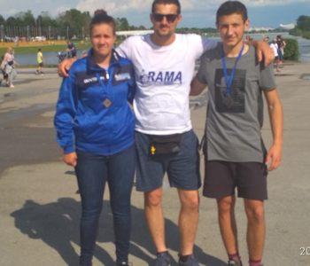 VK Rama: Medalje u Zagrebu