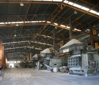 Naređene pripreme za gašenje Aluminija u Mostaru