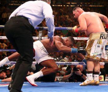 Senzacija u New Yorku: Joshua nokautiran, izgubio sve titule!