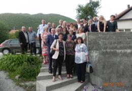 Prozorski gimnazijalci proslavili 40 godina mature