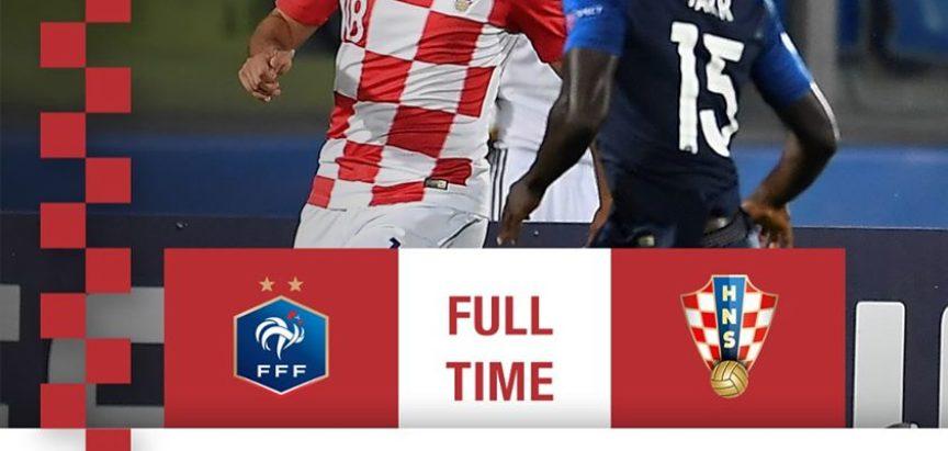 EP U21: Hrvatska bez polufinala