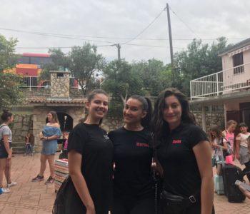 Ramske mažoretkinje sudjelovale na Ljetnom kampu u Posedarju