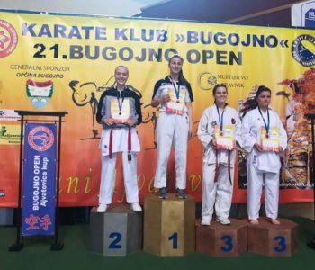 KK EMPI: Medalje u Bugojnu i Sarajevu