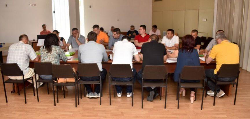 NAJAVA: 40. sjednica Općinskog vijeća Prozor-Rama