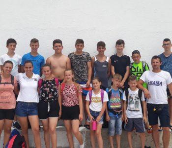 Ramski veslači nastupili su na 5. Kupu veslačkog saveza Dalmacija