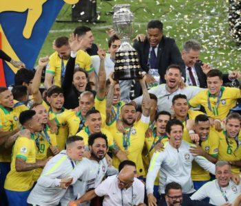 Brazil pobijedio Peru i osvojio Copa Americu nakon 12 godina