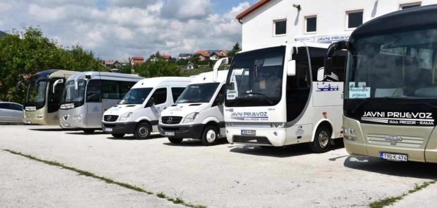 Pokrenut postupak za usklađivanje općinskih autobusnih linija