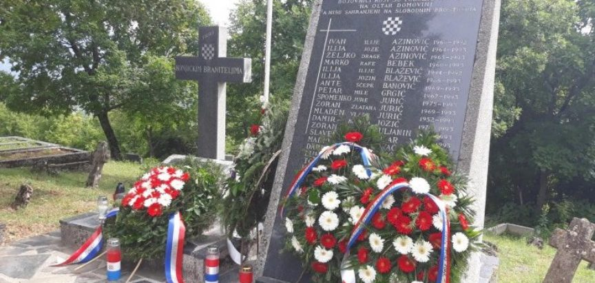 Obilježena 26. godišnjica stradanja Hrvata Konjica
