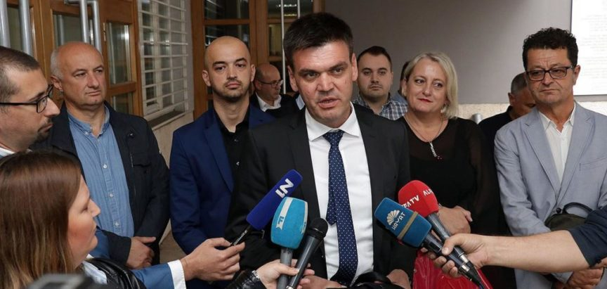 Cvitanović: Neću dopustiti prebacivanje odgovornosti s HDZ-a BiH na HNS