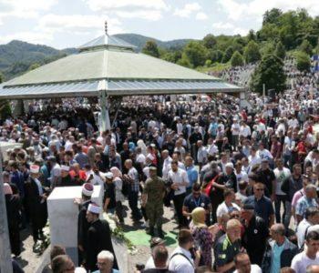 24. obljetnica zločina u Srebrenici