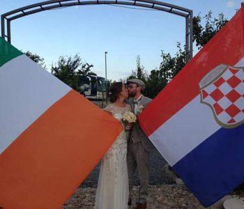 Tomislavgrad: Prvi duvanjsko-irski svatovi