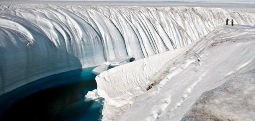 Ispod Grenlanda našli 50 jezera, a mislili su da ih je četiri