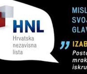 Hrvatska nezavisna lista napustila Hrvatski narodni sabor