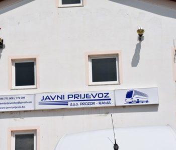 """JP """"Javni prijevoz""""  započinje aktivnosti na organiziranju besplatnog prijevoza građana na području općine Prozor-Rama"""